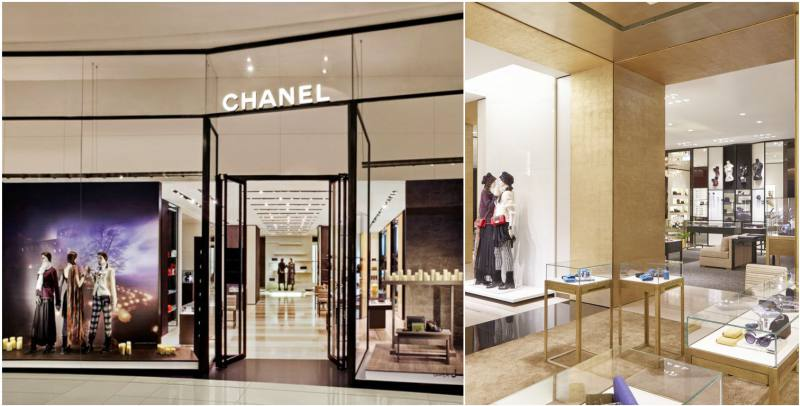 Chanel Boutiques Around The World Fashion A Luxury