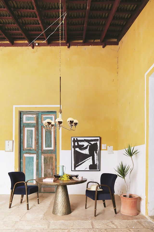 Travel Deco Ideas Cuban Inspired Interior Deco A