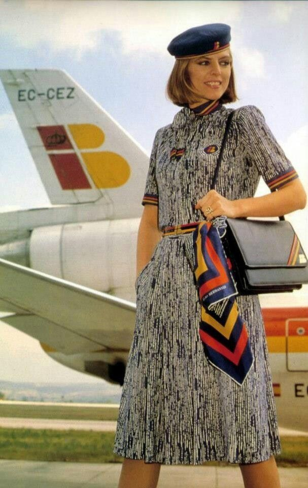 iberia-old-uniform