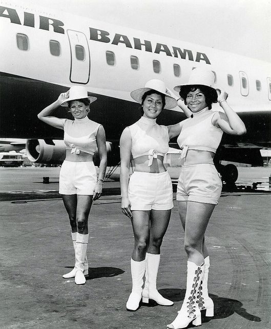 air-bahama-uniform