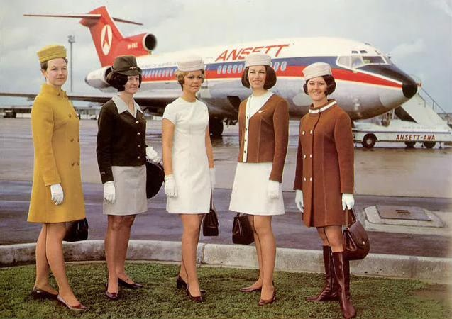 ansett-airlines-uniform
