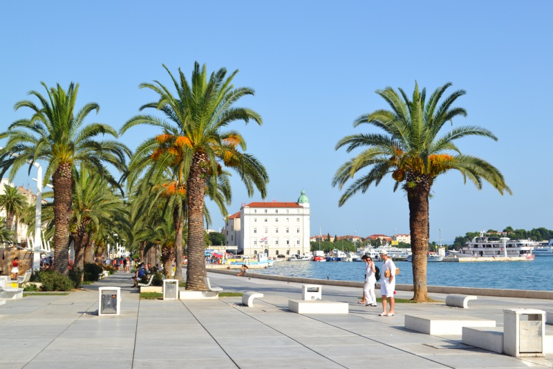 road trip, split, croatia