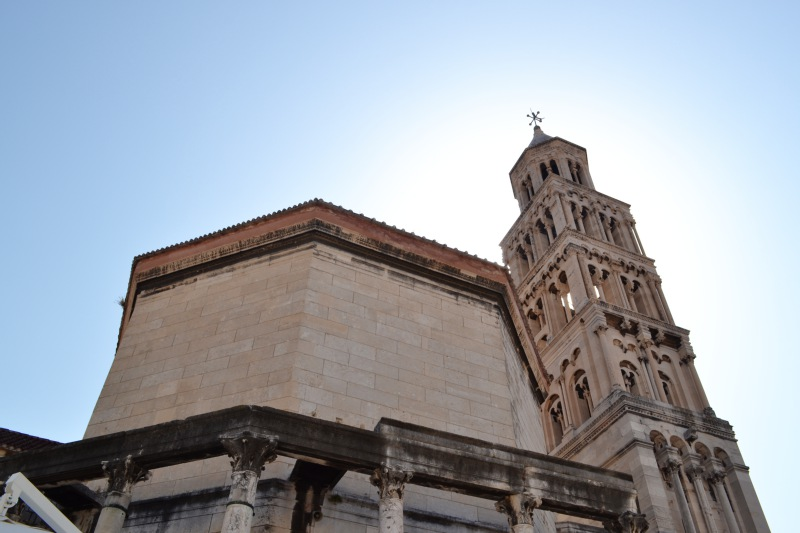 split, croatia, road trip