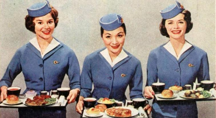 SO YOU WANNA BE A FLIGHT ATTENDANT?