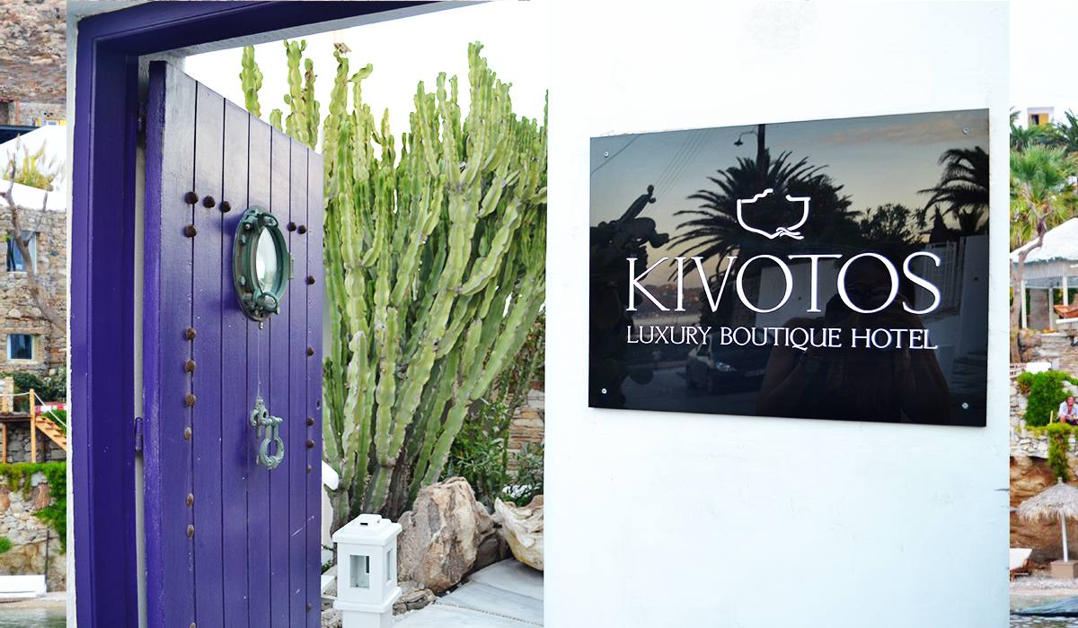 REVIEW: KIVOTOS LUXURY BOUTIQUE HOTEL, MYKONOS