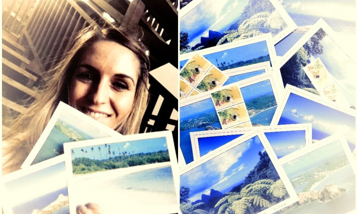 POSTCARDS FROM SAINT LUCIA