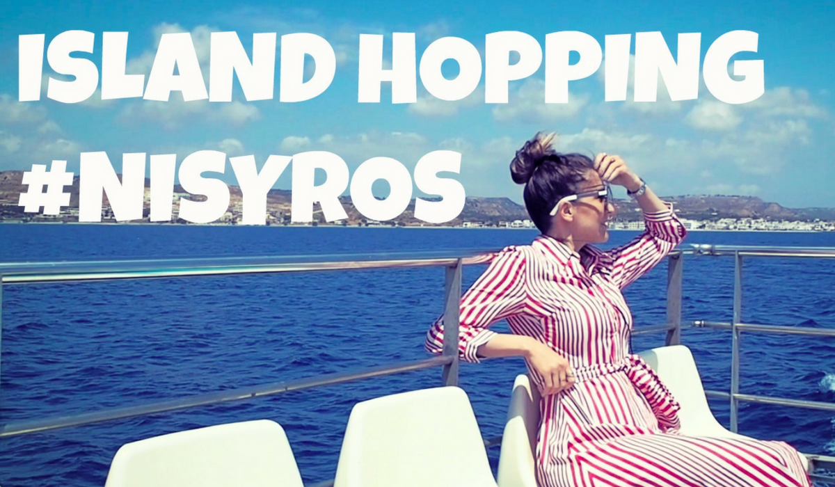 TRAVEL VLOG: TRAVELING TO NISYROS