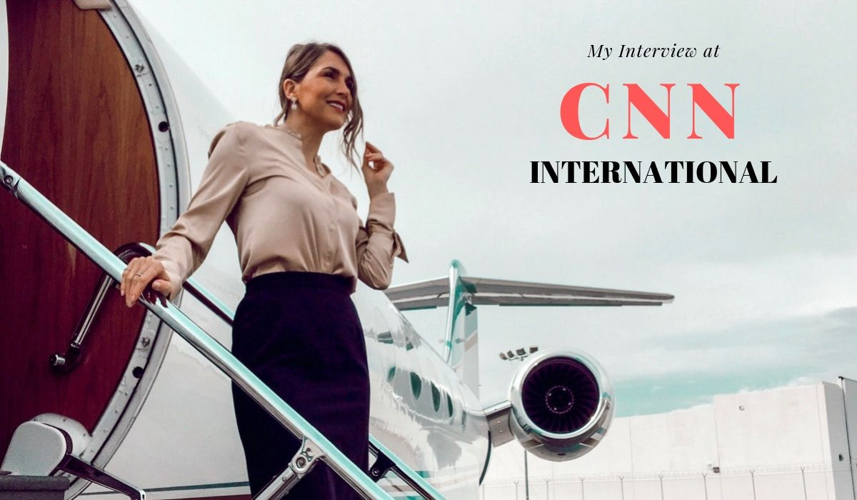 INTERVIEW AT CNN: CONFESSIONS OF A VIP FLIGHT ATTENDANT