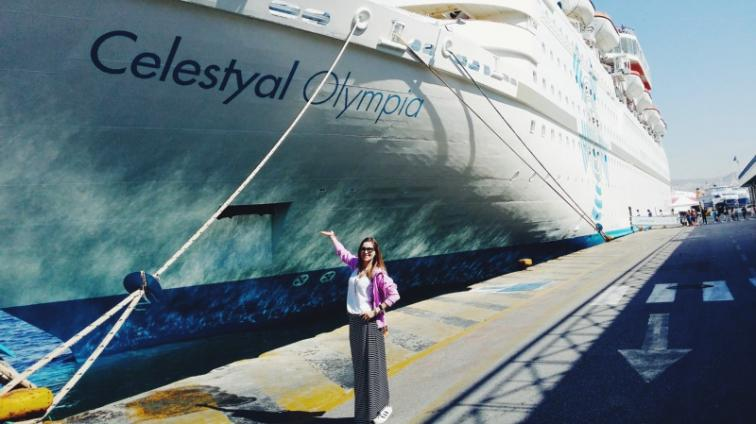 MARYHOP ON CELESTYAL CRUISE: DAY 1
