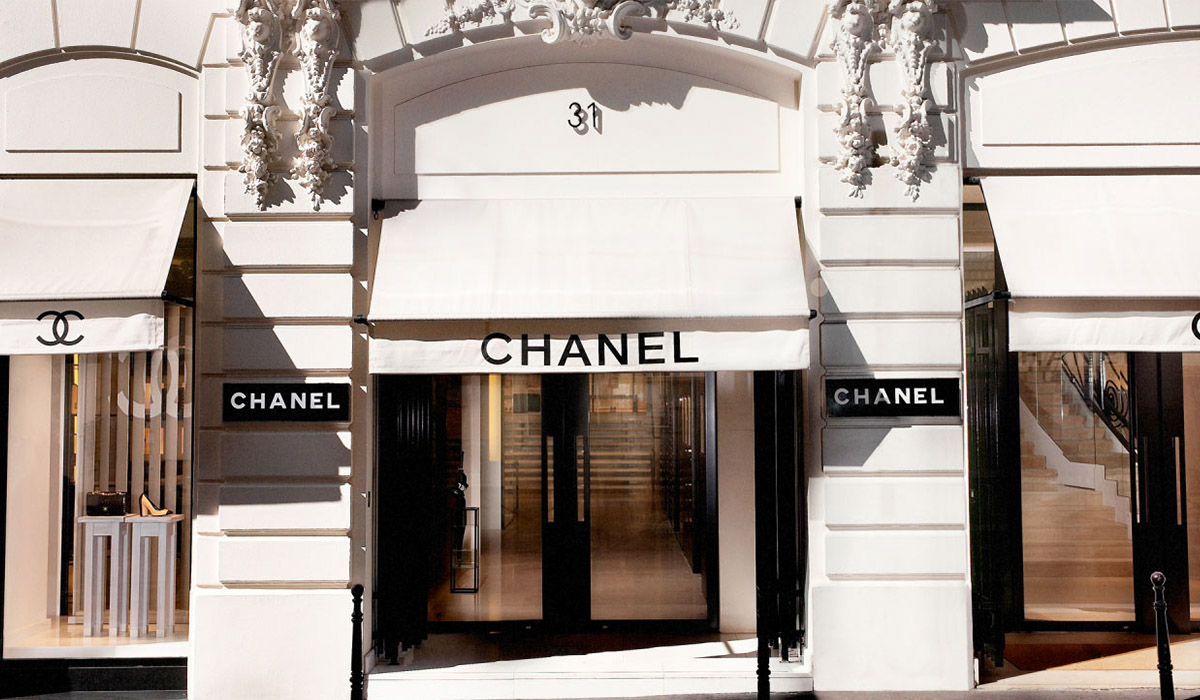 CHANEL BOUTIQUES AROUND THE WORLD