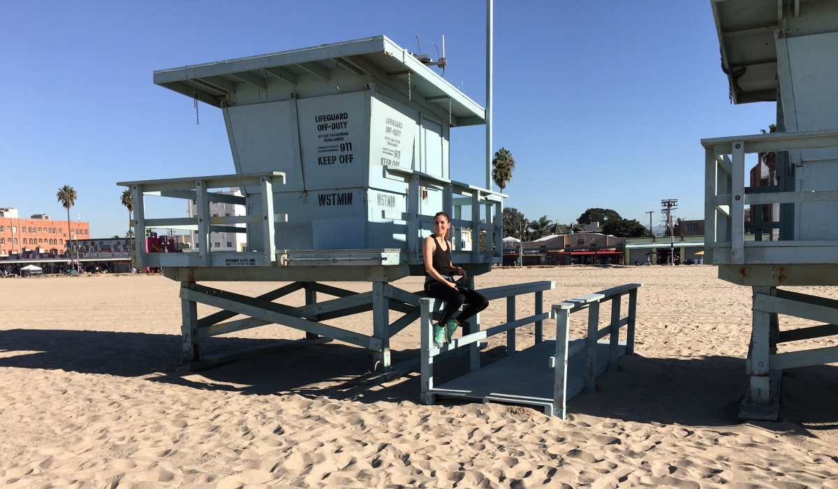 RUNNING SESSIONS: VENICE BEACH & SANTA MONICA
