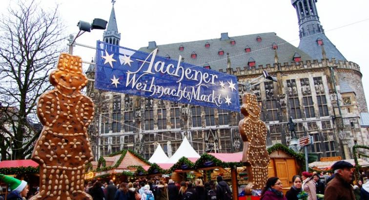 Your Hop - The Christmas Market in Aachen