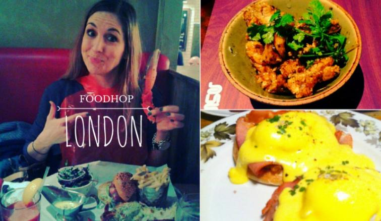 FOODHOP LONDON: MY FAVORITE FOOD SPOTS IN THE CITY