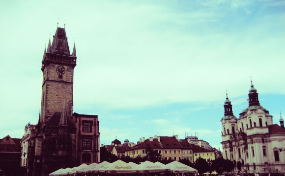 MY TRIP TO PRAGUE, THE GOLDEN CITY