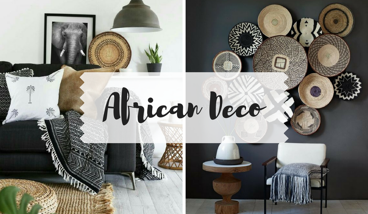 TRAVEL DECO: AFRICAN INSPIRED INTERIOR