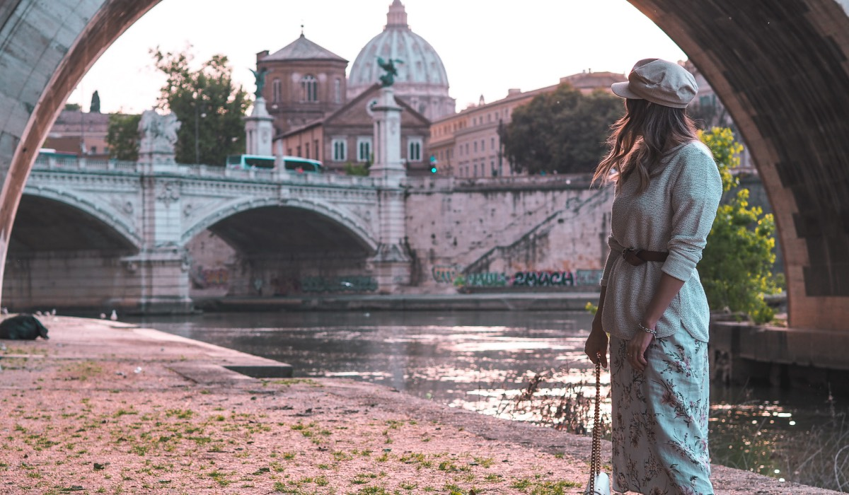 TOP 5 BEST PHOTO SPOTS IN ROME