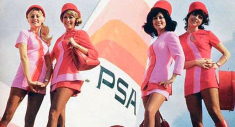 TOP 20: THE BEST VINTAGE AIRLINE UNIFORMS