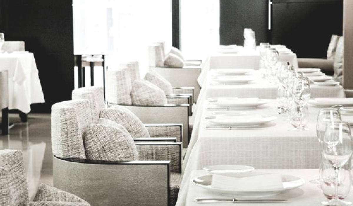 ALAIN DUCASSE FOR CHANEL: THE BEIGE RESTAURANT