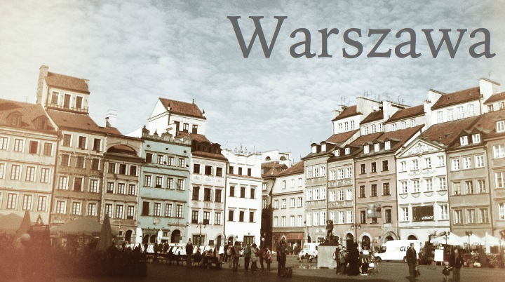 THE OLD CITY OF WARSAW