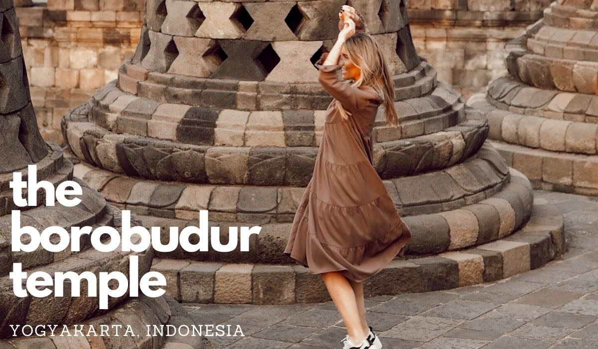TRAVELING TO INDONESIA: THE BOROBUDUR TEMPLE IN JAVA