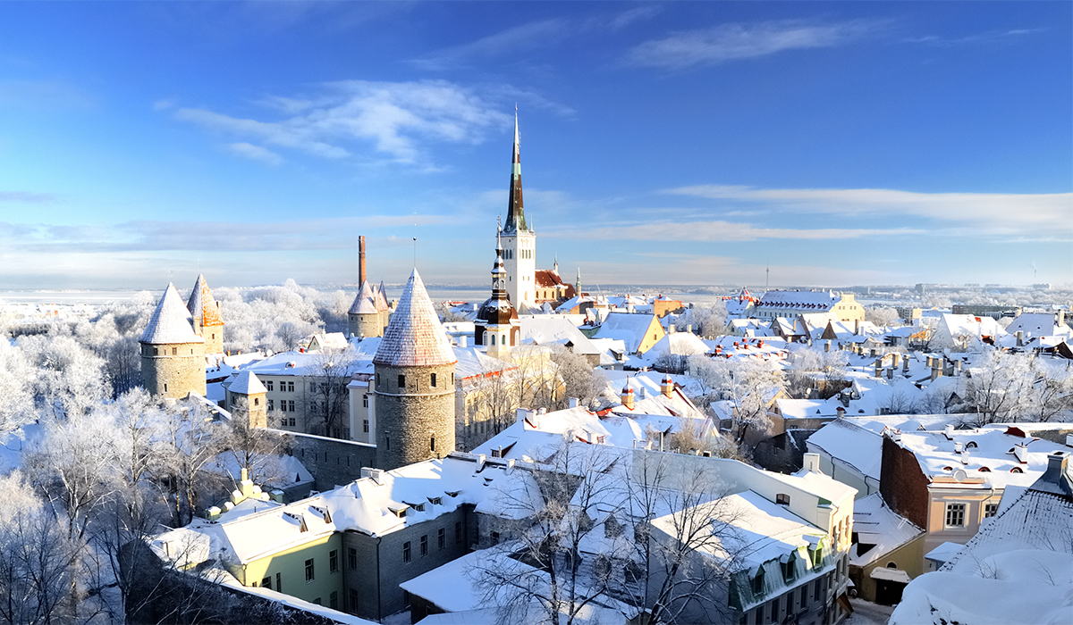 5 TOP WINTER DESTINATIONS