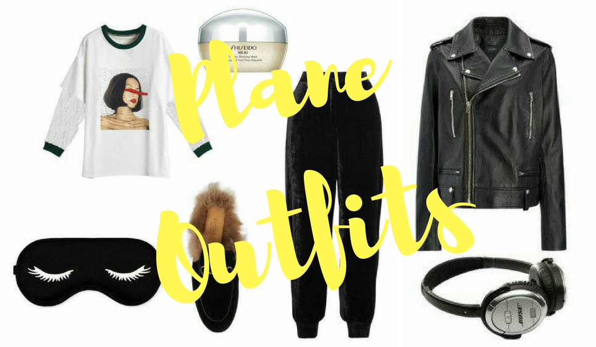 TRAVEL FASHION: WHAT TO WEAR ON A PLANE