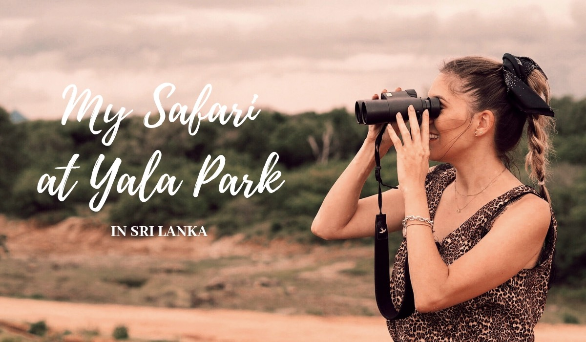 MY SAFARI AT YALA NATIONAL PARK IN SRI LANKA
