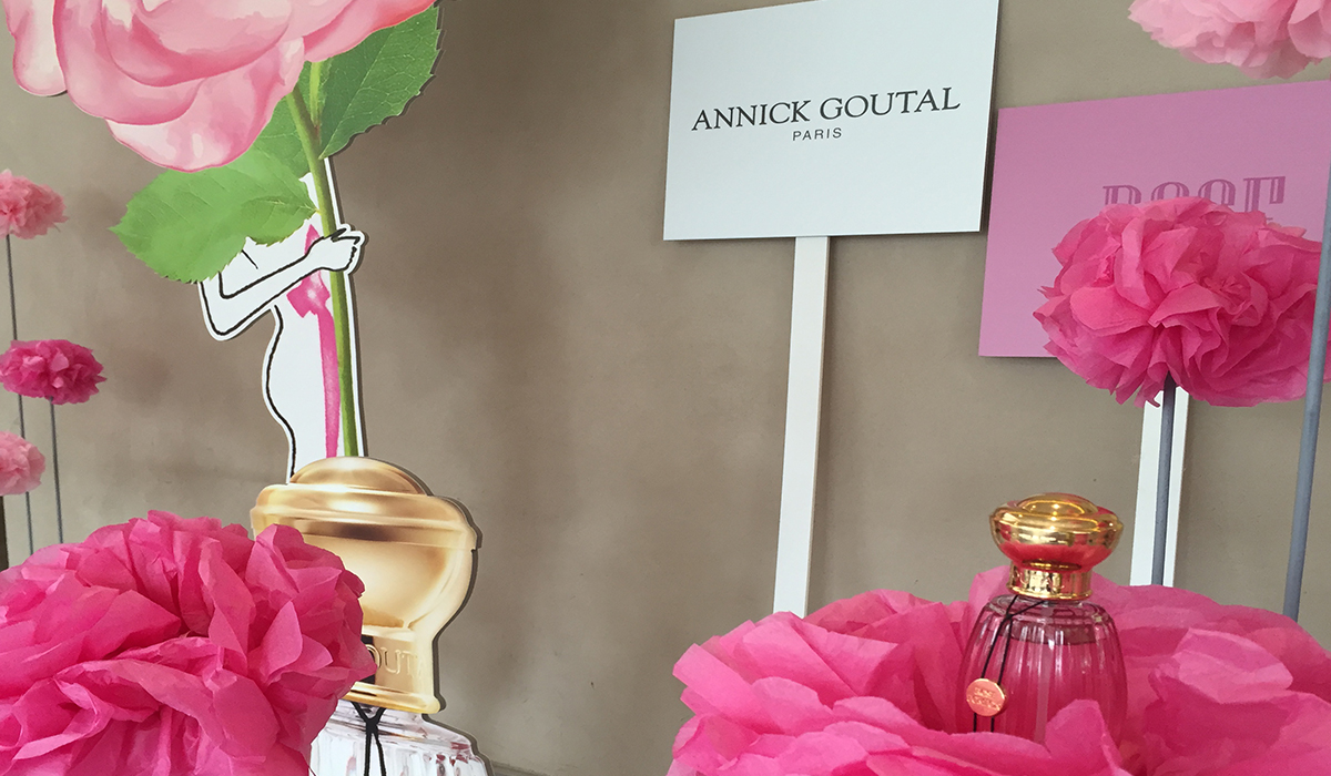 MOLTON BROWN & ANNICK GOUTAL PRESS EVENT