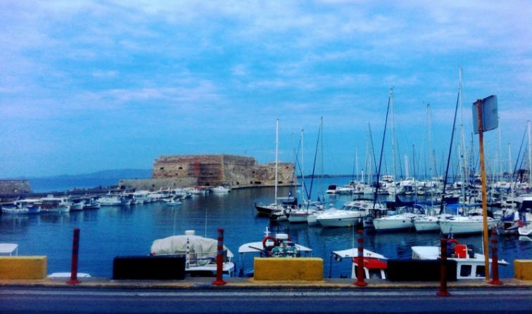 Your Hop: Wandering in Heraklion, Crete