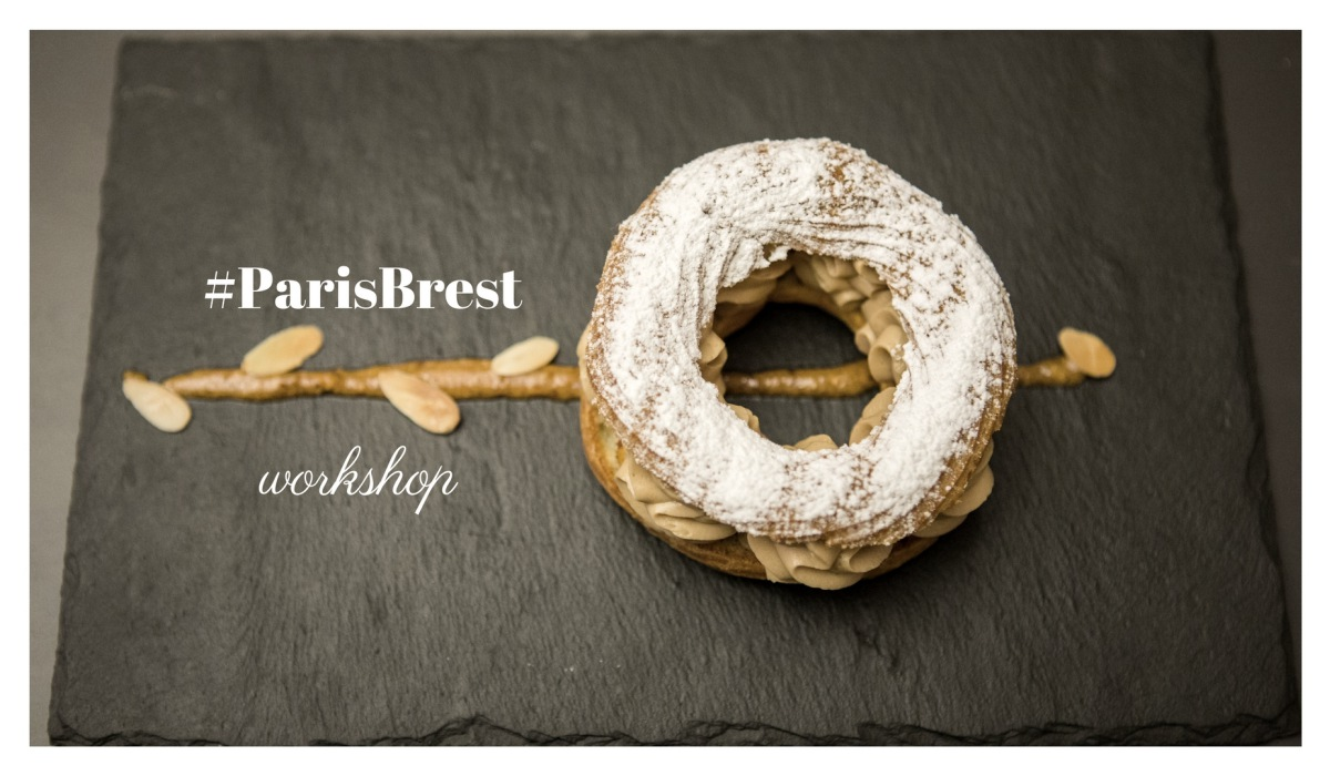 PASTRY WORKSHOP @ GRANDE BRETAGNE
