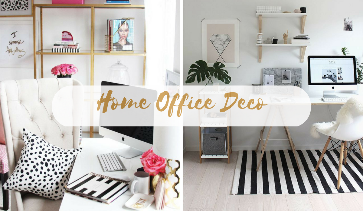 6+1 HOME OFFICE IDEAS