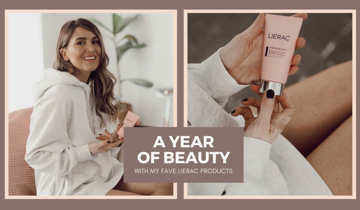 A YEAR OF BEAUTY WITH LIERAC
