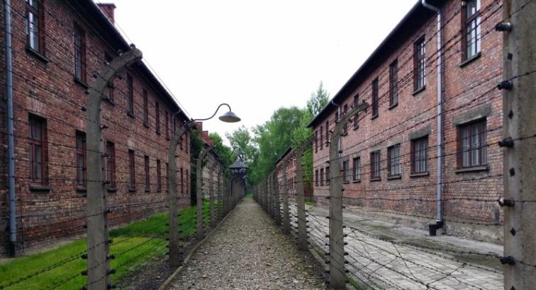 AUSCHWITZ CONCENTRATION CAMP- THE AUSCHWITZ I