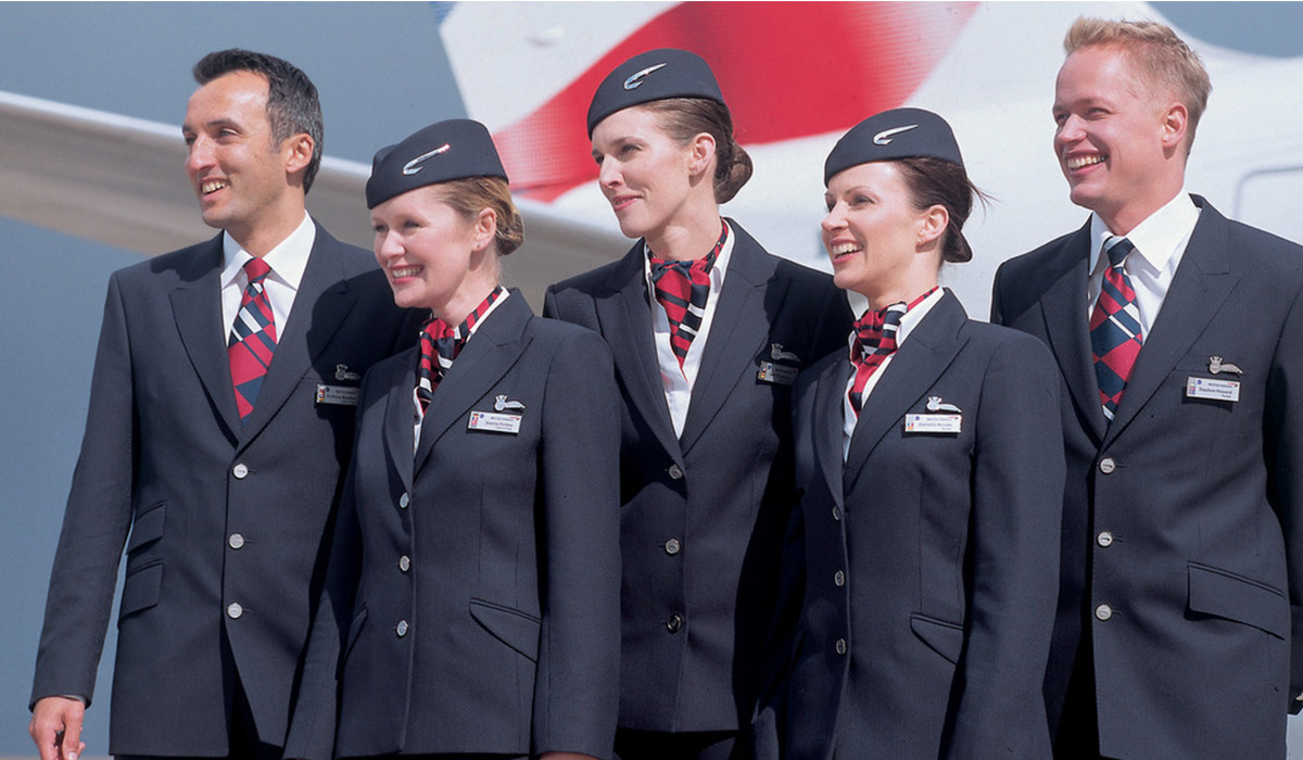 BRITISH AIRWAYS TO HIRE 1,600 CABIN CREW IN 2016