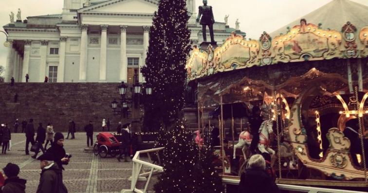 Your Hop - Christmas in Helsinki