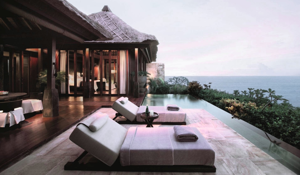 THE BULGARI HOTELS AROUND THE WORLD