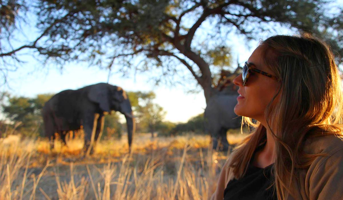 MY 12-HOUR AFRICAN SAFARI IN BOTSWANA